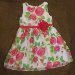 Beautiful Special Occasion Dress for Toddler Girls